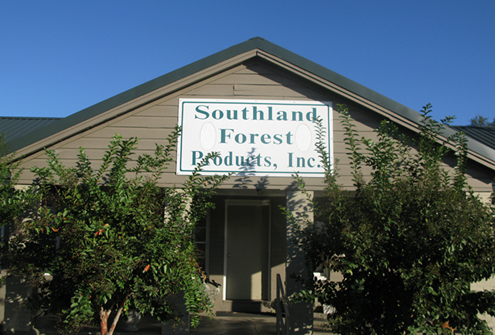 Southland Forest Products Building Photo